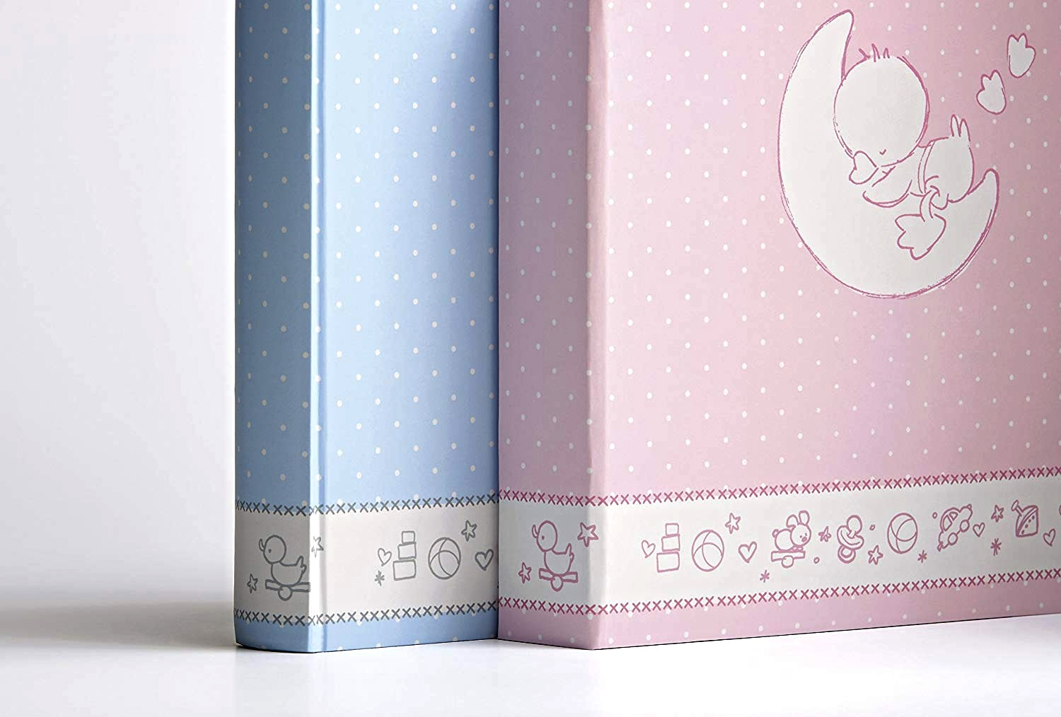 Walther Baby Album Cuty Ducky PINK GB200 10x15