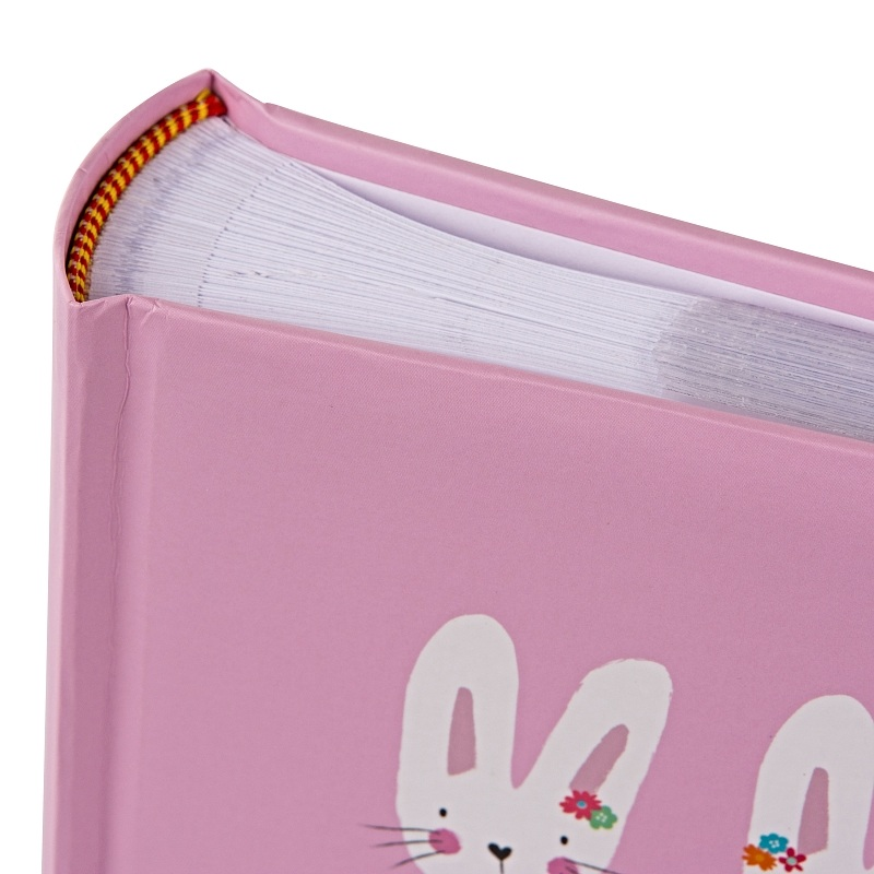 CUTE BUNNIES PINK ALBUM BB200 10x15