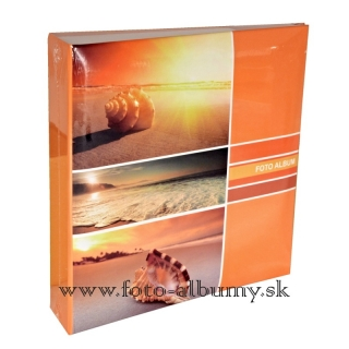 SUNSET ORANGE  YO200  10x15
