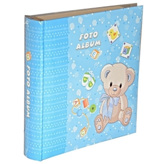 BEAR BLUE  ALBUM BB200  10x15