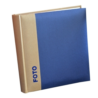 FOTOALBUM UNIFORM BLUE  BB200  10x15
