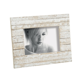 A686 RUSTICAL WHITE  FRAME 13x18