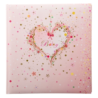 BABY PINK HEART P60 st. 30x31 TURNOWSKY
