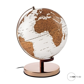 O1548G GLOBE ILLUMINATED GOLD 30 diam