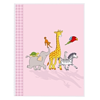 HAPPY ANIMALS  MIX T32  10x15