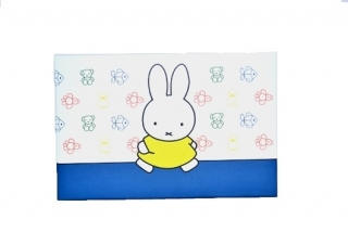 MIFFY AT ZOO BLUE O36 10x15