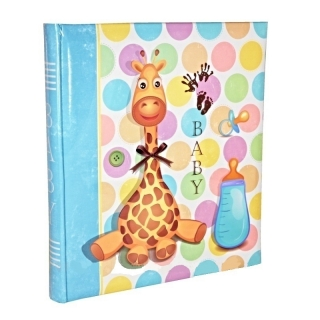 GIRAFE BLUE BB  P60str.  29x32